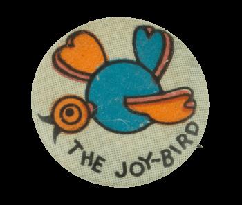 The Joy-Bird Art Button Museum