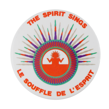 The Spirit Sings Art Button Museum