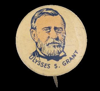Ulysses S. Grant Political Button Museum