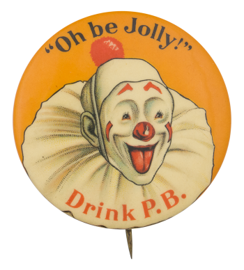 Oh Be Jolly Beer Button Museum