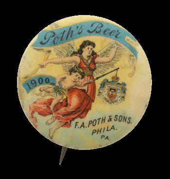 Poth's Beer Beer Button Museum