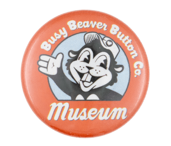 Button Museum Souvenir Beavers Button Museum