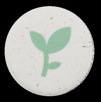 Hemp Leaf Cause Busy Beaver Button Museum