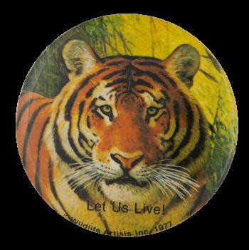 Let Us Live Tiger