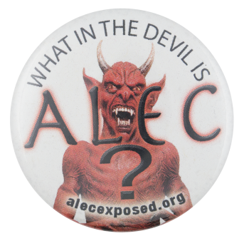 Alec Exposed Cause Button Museum