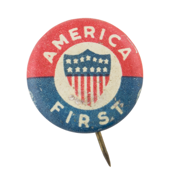 America First Cause Button Museum
