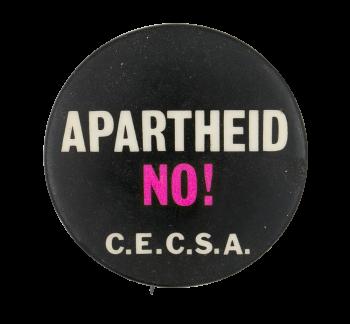 Apartheid No! Cause Button Museum