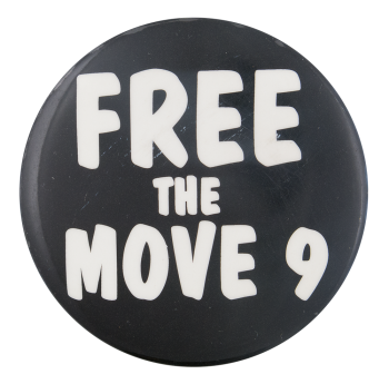 Free the Move 9 Cause Button Museum