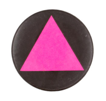 Gay Pride Cause Button Museum