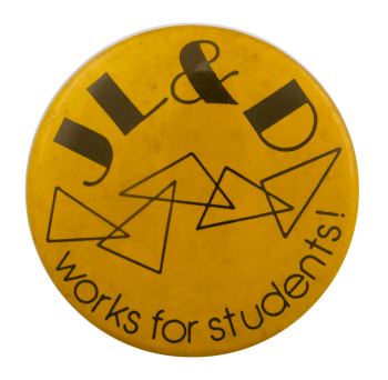 JL&D Works for Students Cause Busy Beaver Button Museum