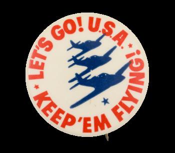 Let's Go! U.S.A. Cause Button Museum