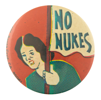 No Nukes Cause Button Museum