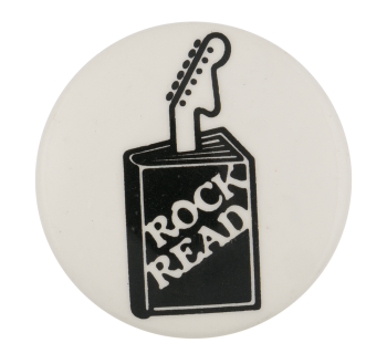 Rock Read Cause Button Museum