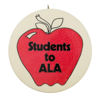 Students to ALA Cause Button Museum