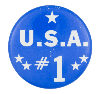 U.S.A. Number One Cause Button Museum