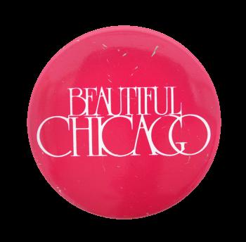 Beautiful Chicago PinkChicago Button Museum