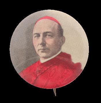 Cardinal George Mundelein Chicago Button Museum