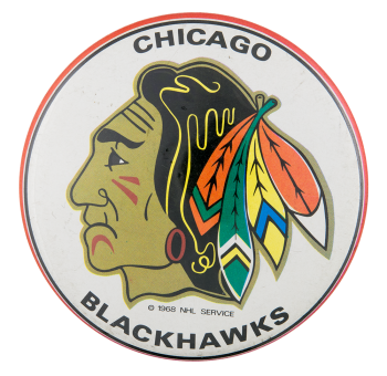 Chicago Blackhawks Chicago Button Museum