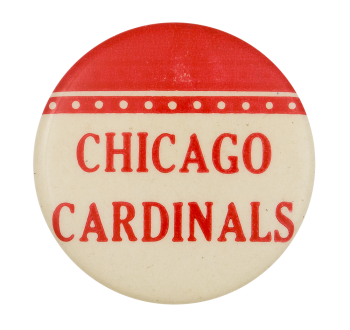 Chicago Cardinals Chicago Button Museum