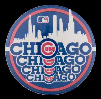 Chicago Cubs Chicago Cubs Chicago Button Museum
