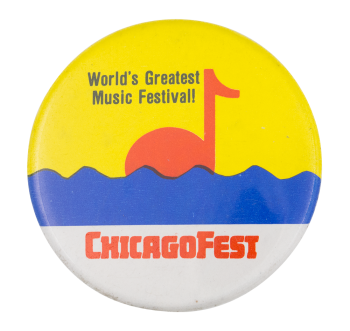 Chicagofest Chicago Button Museum