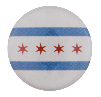 Chicago Flag Chicago Button Museum