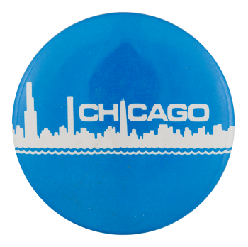 Chicago Skyline Chicago Button Museum