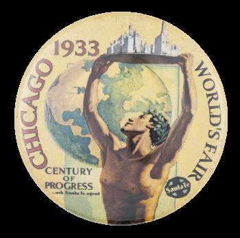 Chicago World's Fair 1933 Chicago Button Museum