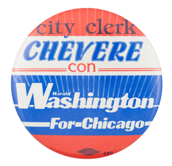 City Clerk Chevere Chicago Button Museum