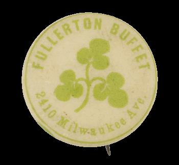 Fullerton Buffet Chicago Button Museum