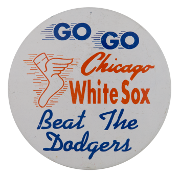 Go Go Chicago White Sox Chicago Button Museum