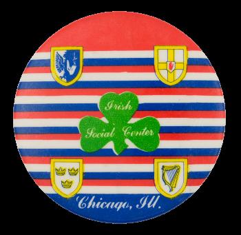 Irish Social Center Chicago Button Museum