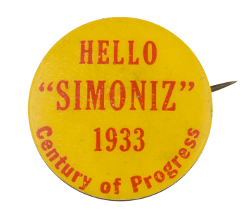 Hello Simoniz Chicago Button Museum