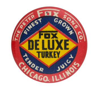 The Peter Fox Sons Company Chicago Button Museum