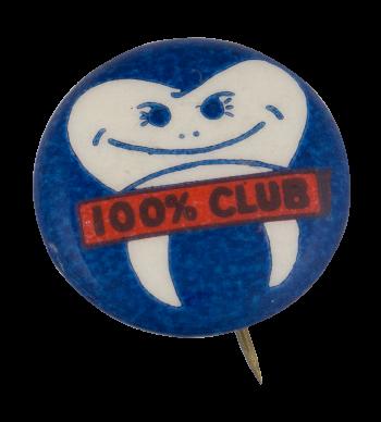 100 Percent Club Club Button Museum