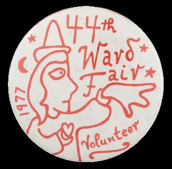 44th Ward Fair Volunteer Club Button Museum