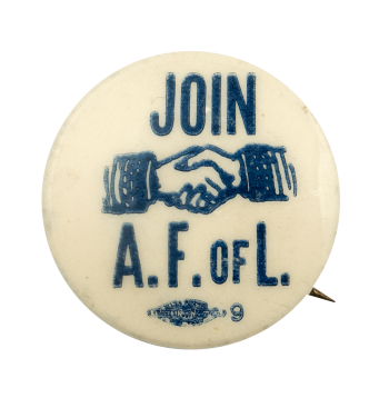 Join A.F. of L. Club Busy Beaver Button Museum