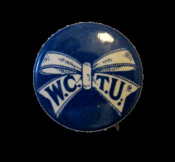W.C.T.U. Club Busy Beaver Button Museum