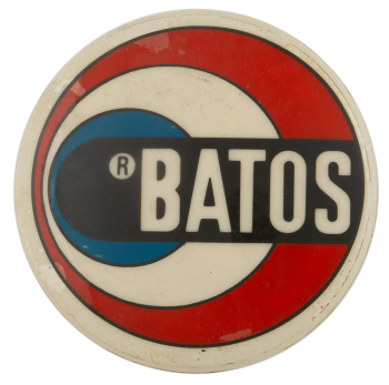 Batos Club Busy Beaver Button Museum