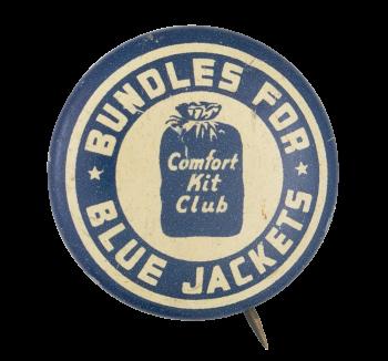 Bundles for Blue Jackets Club Button Museum
