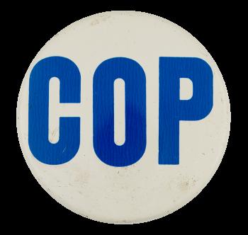 Cop Club Button Museum