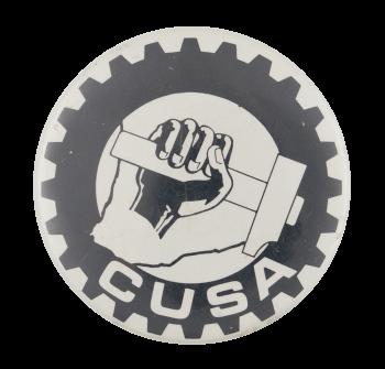 CUSA Club Button Museum