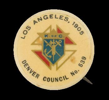 Denver Council No. 539 Event Button Museum