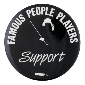 Famous People Players Club Button Museum