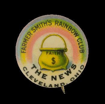 Farmer Smiths Rainbow Club Club Busy Beaver Button Museum