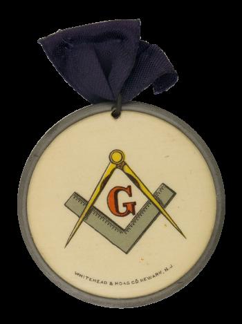 Freemason G Club Button Museum
