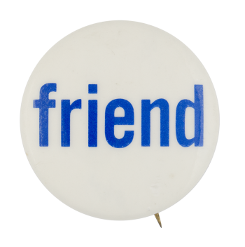 Friend  Club Button Museum