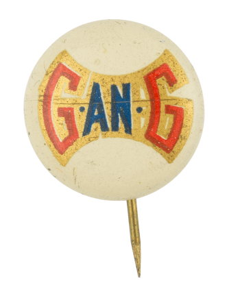 Gang Club Button Museum