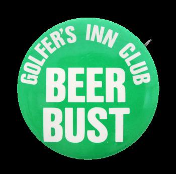 Golfer's Inn Club Club Button Museum