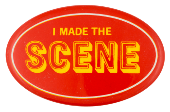 I Made the Scene Club Button Museum